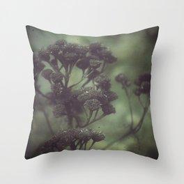 No life left Throw Pillow