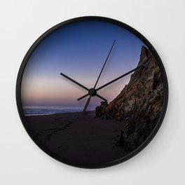 Magical Twilight Wall Clock