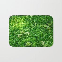 The Mystery Of The Grass Bath Mat