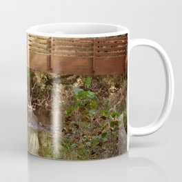 Bridge Over Brook Coffee Mug