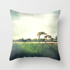 fishbourne two Throw Pillow