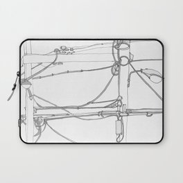Lamp Post Laptop Sleeve