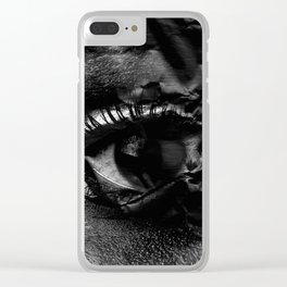 My Wrinkled Life Clear iPhone Case