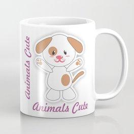Dog Animals Cute Coffee Mug
