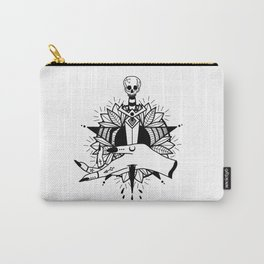 CRUEL TO BE KIND Carry-All Pouch