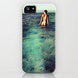 Nude Ocean iPhone Case