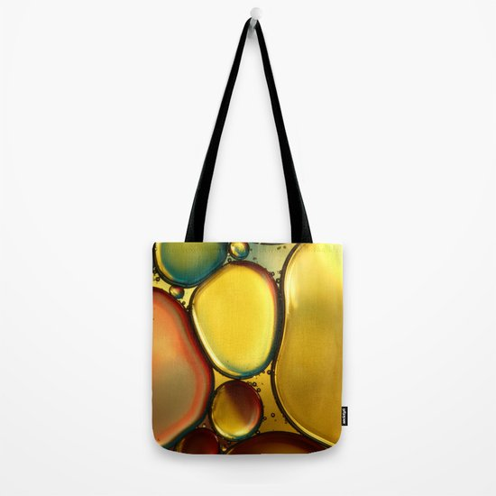 Oil & Water Abstract II Tote Bag