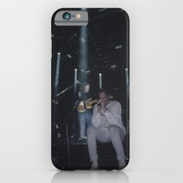 Win Butler in Lisbon iPhone Case