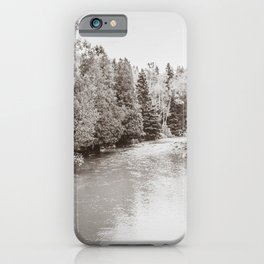 Gooseberry Falls State Park, Minnesota 7 iPhone Case