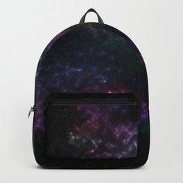 Violet Stars Backpack