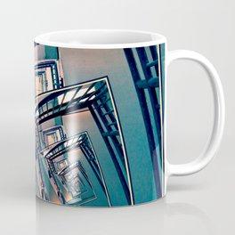 Infinite Spinning Stairs Coffee Mug