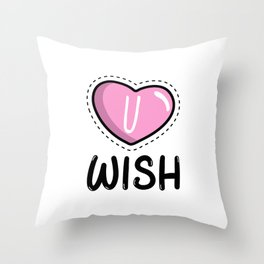 funny anti-valentine's day for single people Throw Pillow
