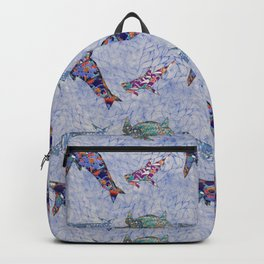 Origami Sea Creatures Backpack
