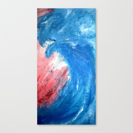 Washed Away, scene 2 Canvas Print
