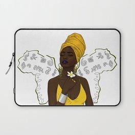 Melanin Powrà / Puissance Mélanine Laptop Sleeve