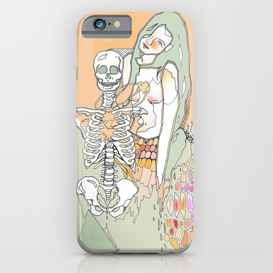 life & death iPhone & iPod Case