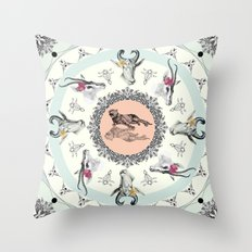 000004 Throw Pillow