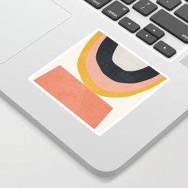 Abstract Art 8 Sticker