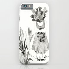 yellow dog iPhone 6s Slim Case