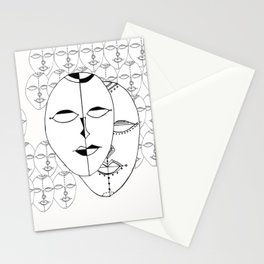 Unmask Duo Plus Stationery Cards