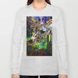 GIRAFFE ENCOUNTER #2 Long Sleeve T-shirt