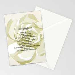 Palm of His Hands Stationery Cards