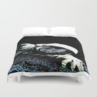interstellar Duvet Covers featuring Interstellar by Graziano Ventroni