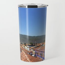 Rooftops in San Cristobal Travel Mug