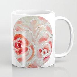 Peach Plums Coffee Mug