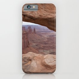 Looking Through the Arch iPhone Case