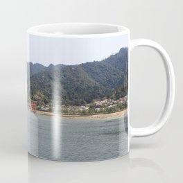 Miyajima Island From Afar Coffee Mug