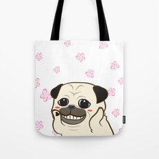 You are my buddy, I am your pal Tote Bag