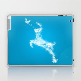 In Search Of Peace Laptop & iPad Skin