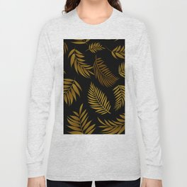 Tropical leaves 15 Long Sleeve T-shirt