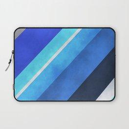 Parallel Blues Laptop Sleeve