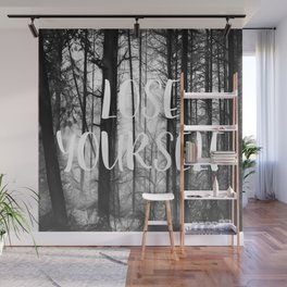 Forest - Lose Yourself Wall Mural
