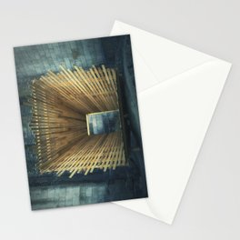 """""""The Megaphone"""" Stationery Cards"""
