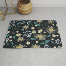 Evening Daisy - FV Pattern Collection Rug