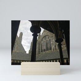 Dark Abbey Mini Art Print