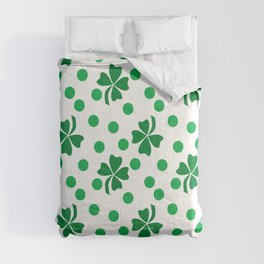Pattern for St. Patrick's Day Comforters
