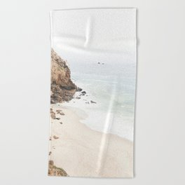 Malibu California Beach Beach Towel