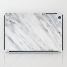 Carrara Italian Marble iPad Case