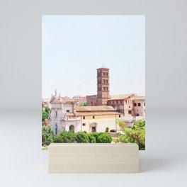 159. Forum Campanile, Rome Mini Art Print