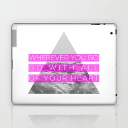All of Your Heart Laptop & iPad Skin