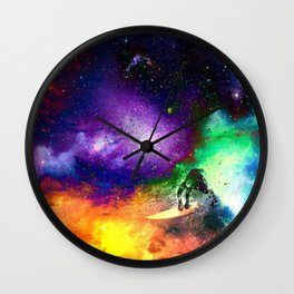 Henry Hydrus Wall Clock