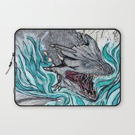 Furious Dragon Laptop Sleeve