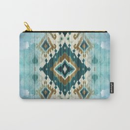 ARAPAHO PATCHWORK PATTERN ART Carry-All Pouch