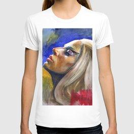 Woman in Music II T-shirt