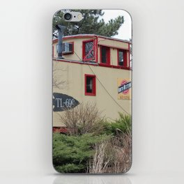 KD Caboose iPhone Skin