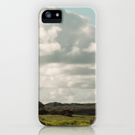 Greenfields iPhone Case